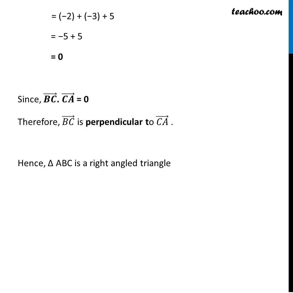 Example 12 - Chapter 10 Class 12 Vector Algebra - Part 3