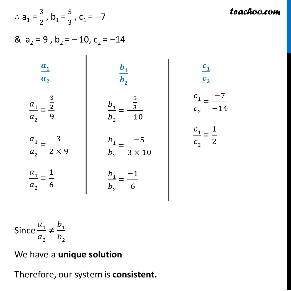Ex 3.2, 3 - Chapter 3 Class 10 Pair of Linear Equations in Two Variables - Part 6