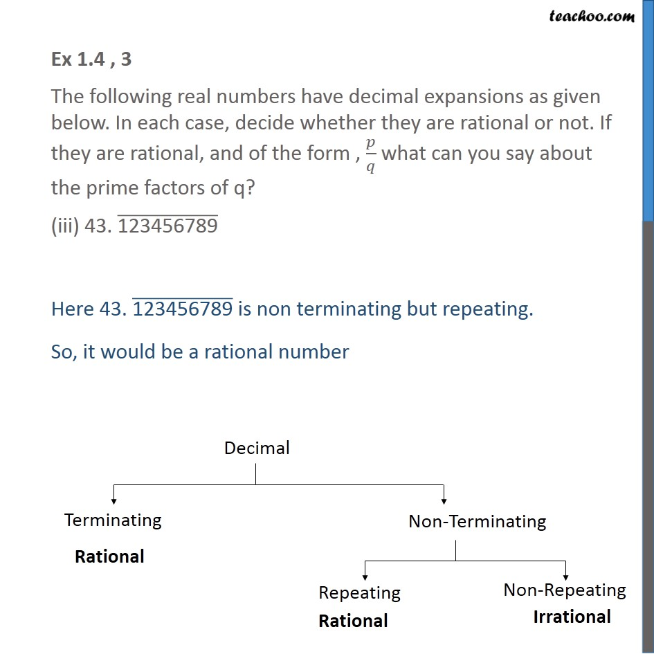 Ex 1.4, 3 - Chapter 1 Class 10 Real Numbers - Part 6