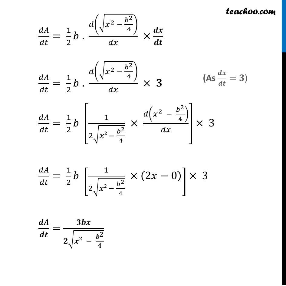 Misc 3 - Chapter 6 Class 12 Application of Derivatives - Part 5