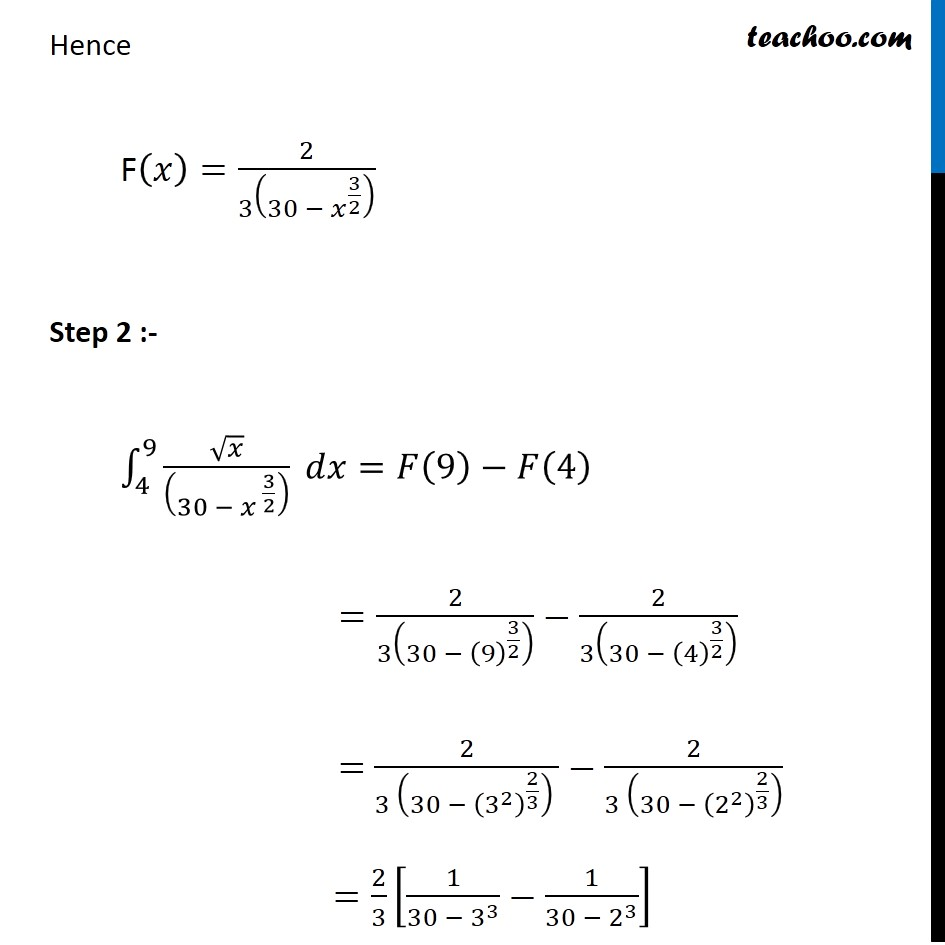Example 27 - Chapter 7 Class 12 Integrals - Part 5