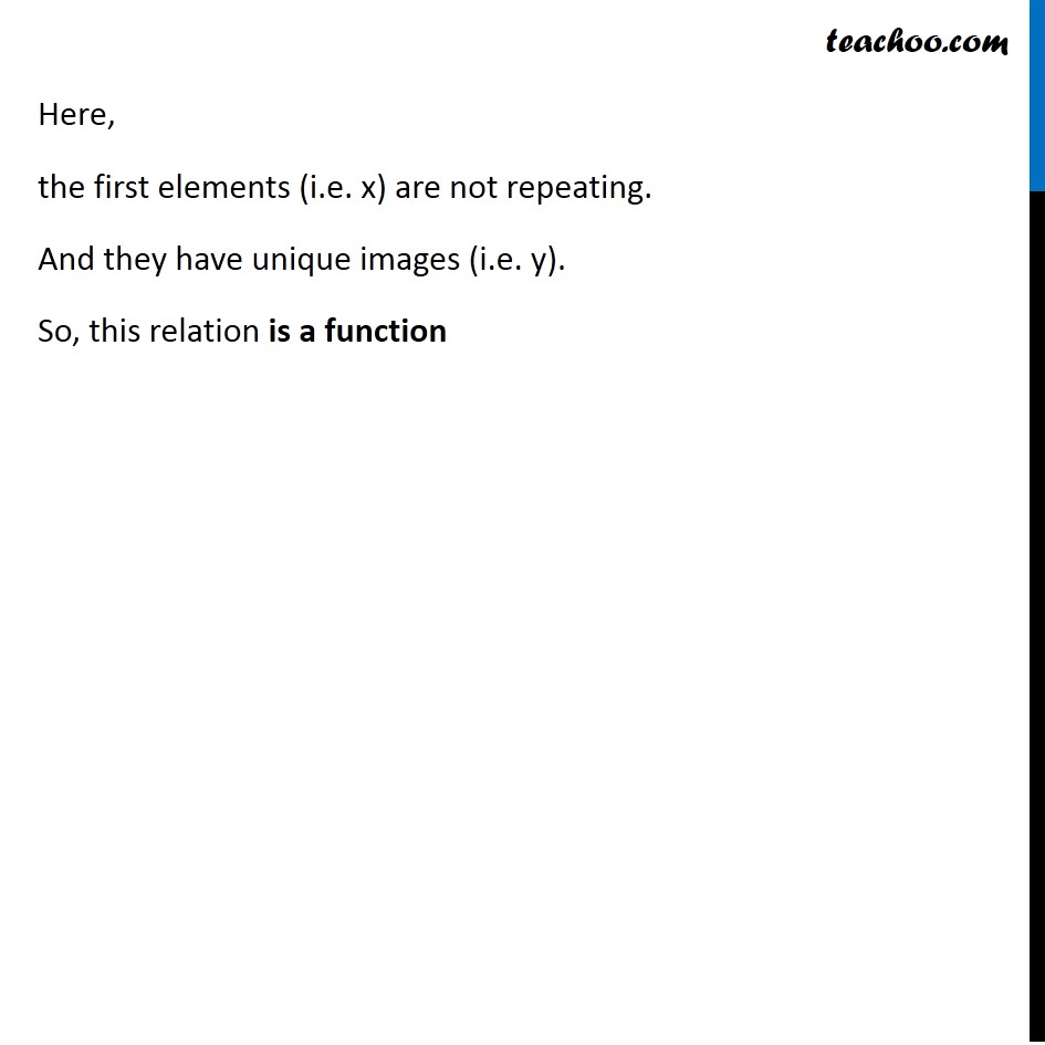 Example 10 - Chapter 2 Class 11 Relations and Functions - Part 2
