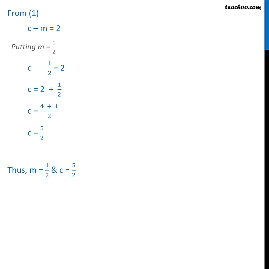 Ex 10.3, 15 - Chapter 10 Class 11 Straight Lines - Part 4