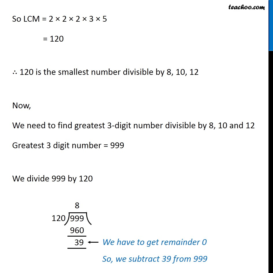Ex 3.7, 5 - Chapter 3 Class 6 Playing with Numbers - Part 2