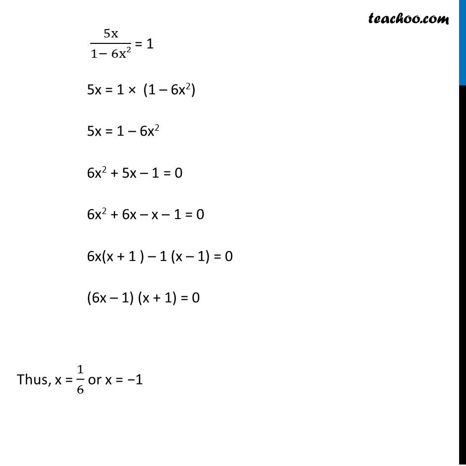 Example 13 - Chapter 2 Class 12 Inverse Trigonometric Functions - Part 2