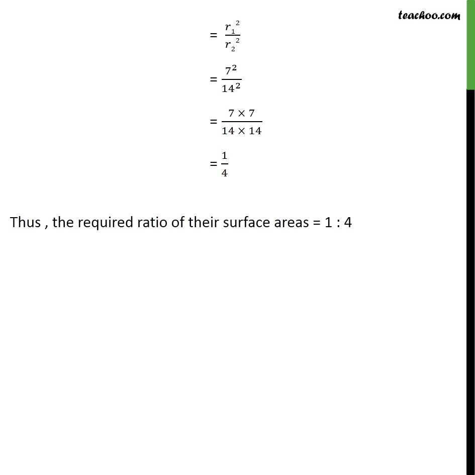 Ex 13.4, 4 - Chapter 13 Class 9 Surface Areas and Volumes - Part 2