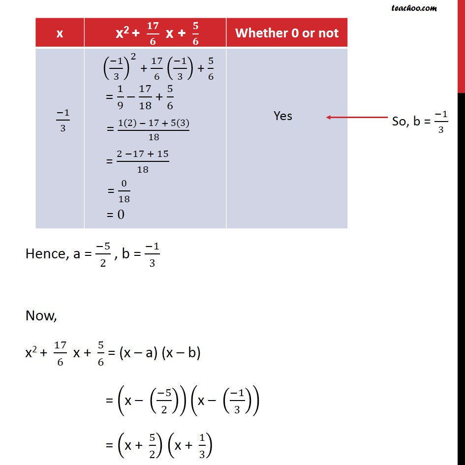Example 13 - Chapter 2 Class 9 Polynomials - Part 5