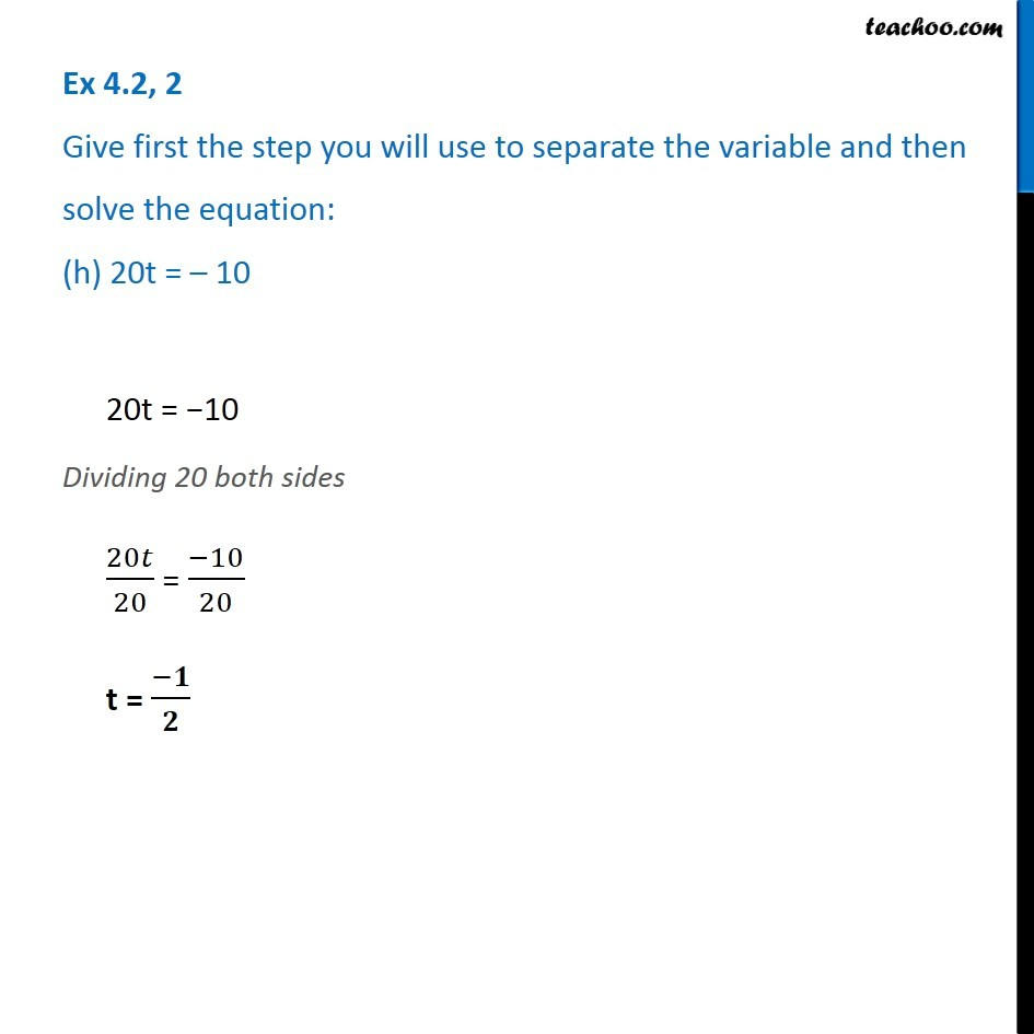 Ex 4.2, 2 - Chapter 4 Class 7 Simple Equations - Part 8