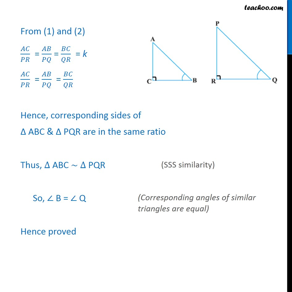 Example 2 - Chapter 8 Class 10 Introduction to Trignometry - Part 4