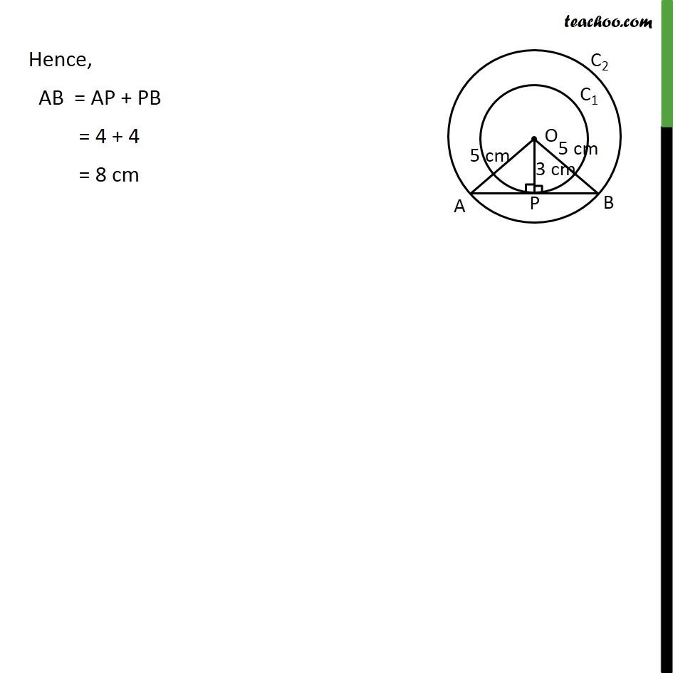 Ex 10.2, 7 - Chapter 10 Class 10 Circles - Part 3