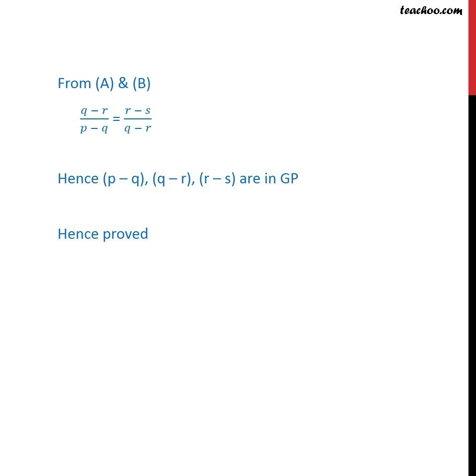 Example 21 - Chapter 9 Class 11 Sequences and Series - Part 4