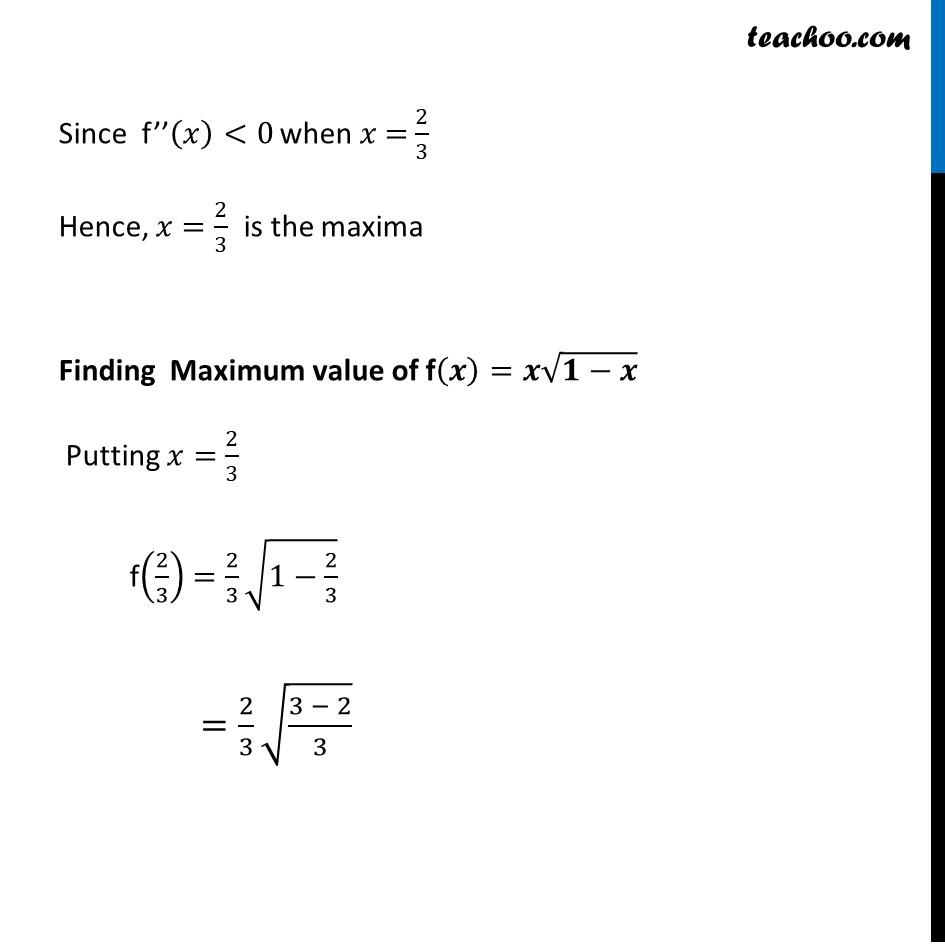 Ex 6.5,3 - Chapter 6 Class 12 Application of Derivatives - Part 33