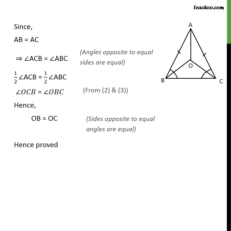 Ex 7.2, 1 - Chapter 7 Class 9 Triangles - Part 2