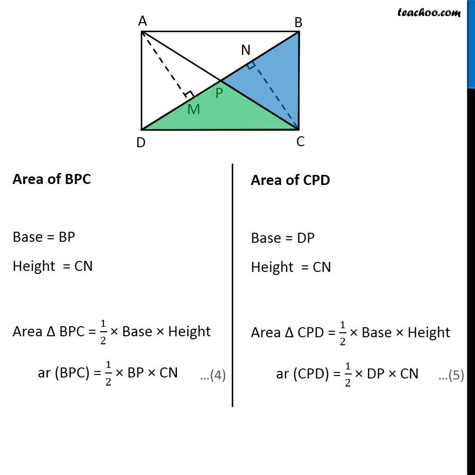 Ex 9.4, 6 (Optional) - Chapter 9 Class 9 Areas of Parallelograms and Triangles - Part 4