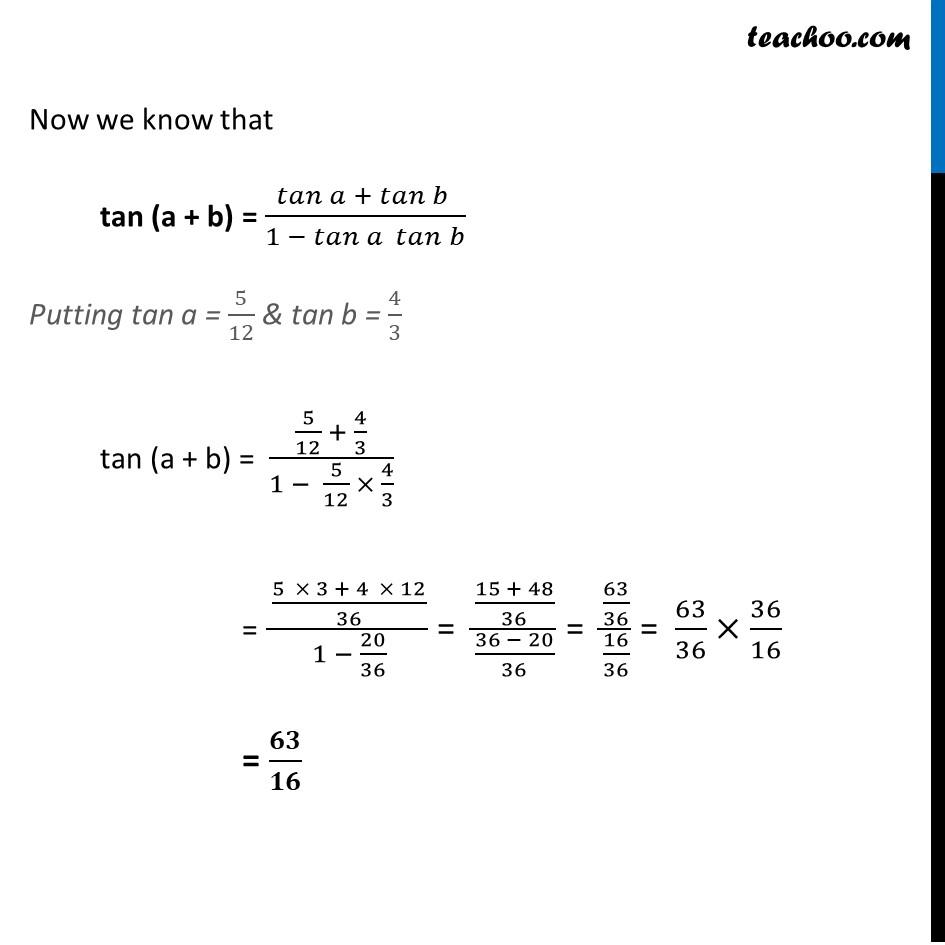 Misc. 7 - Chapter 2 Class 12 Inverse Trigonometric Functions - Part 3