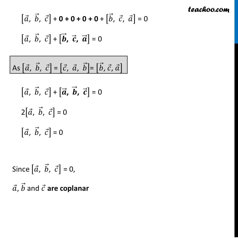 Ex 10.5 , 7 (Supplementary NCERT) - Chapter 10 Class 12 Vector Algebra - Part 3