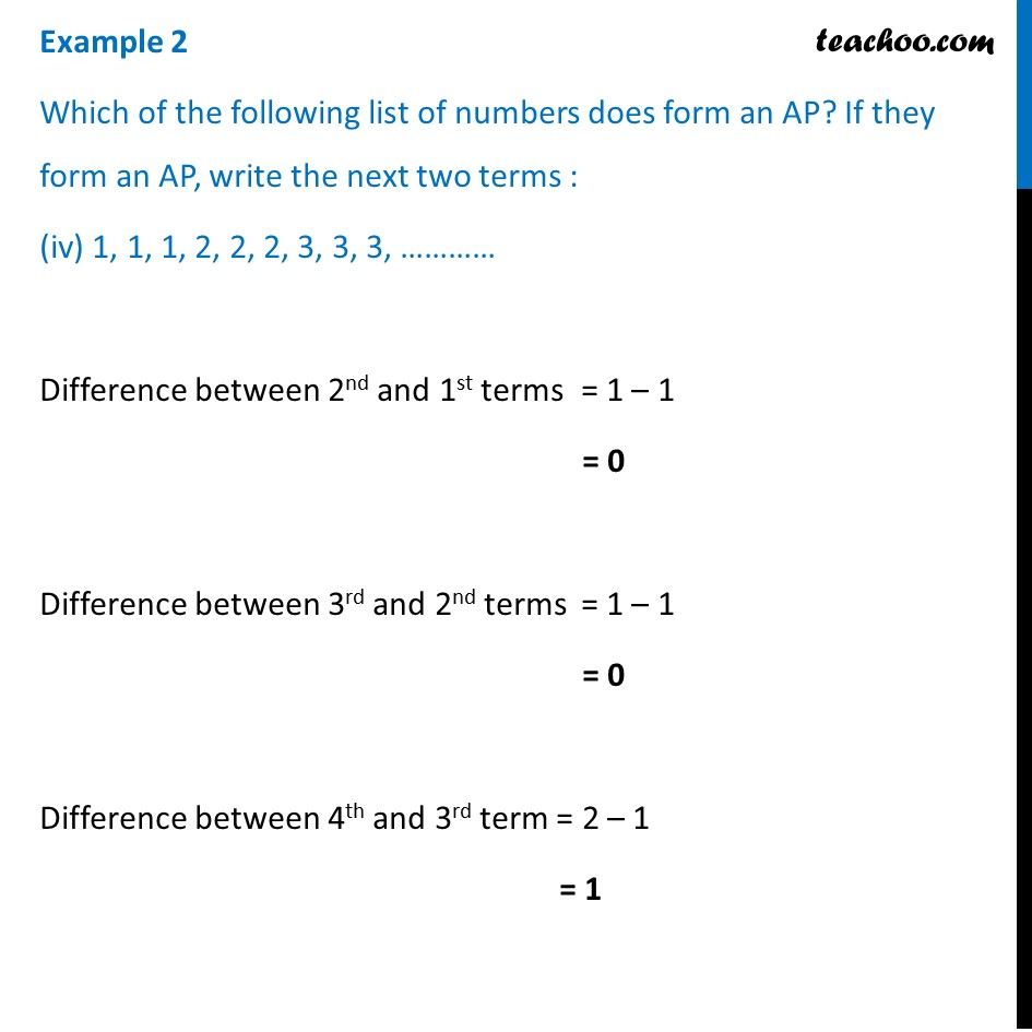 Example 2 - Chapter 5 Class 10 Arithmetic Progressions - Part 9