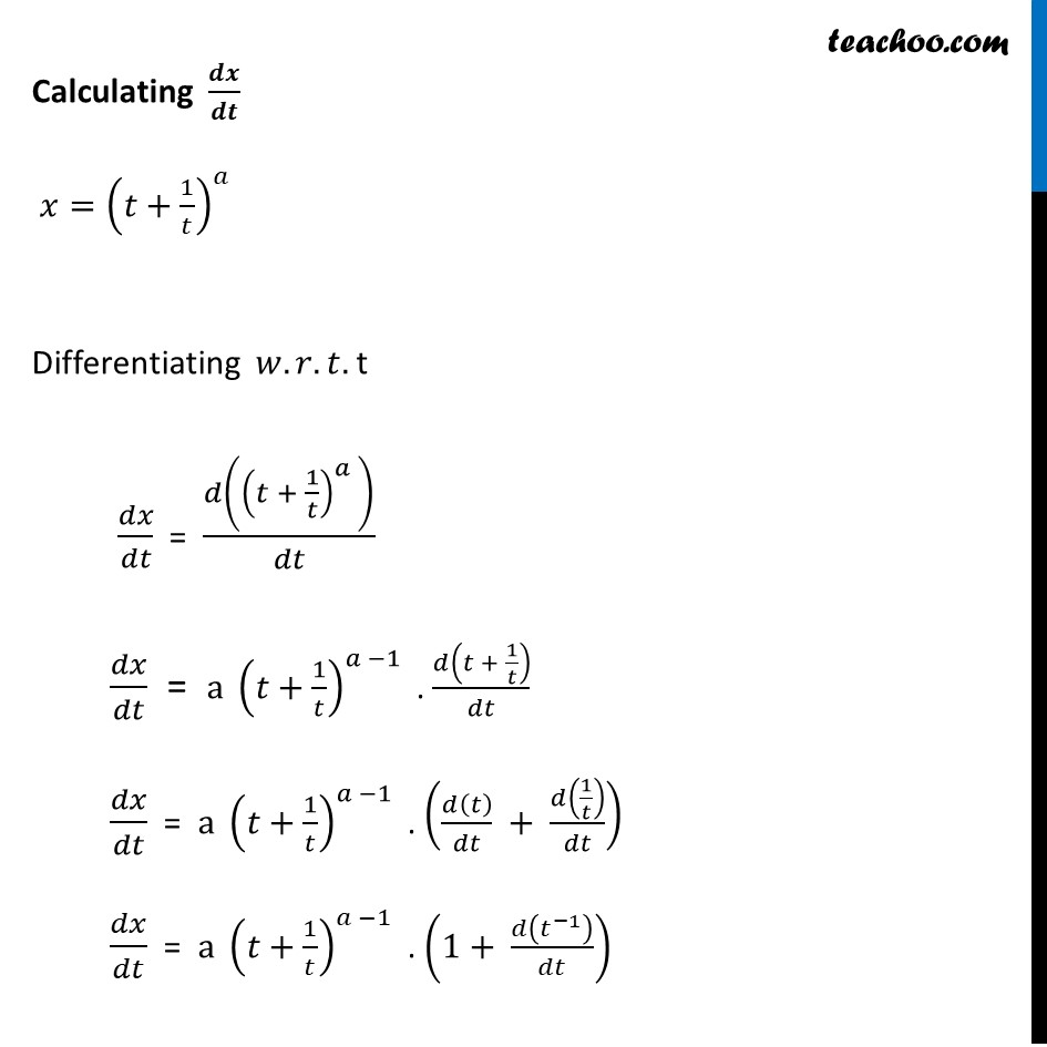 Example 47 - Chapter 5 Class 12 Continuity and Differentiability - Part 3
