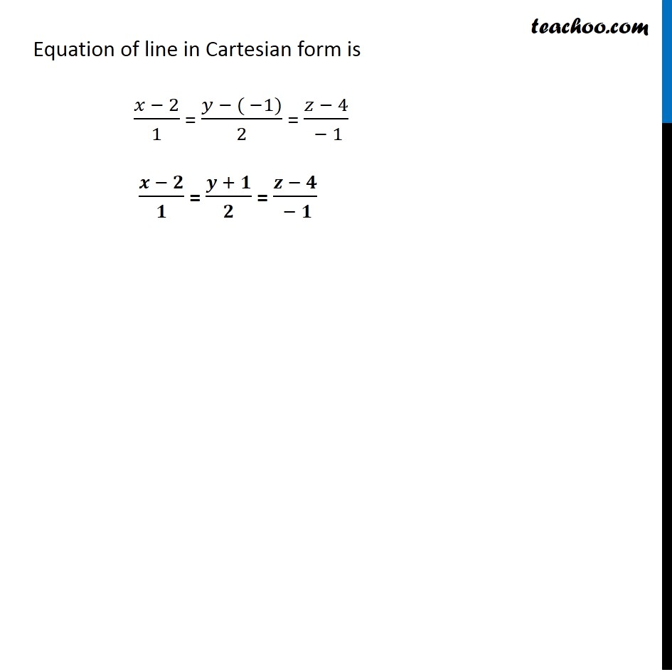 Ex 11.2, 5 - Chapter 11 Class 12 Three Dimensional Geometry - Part 3