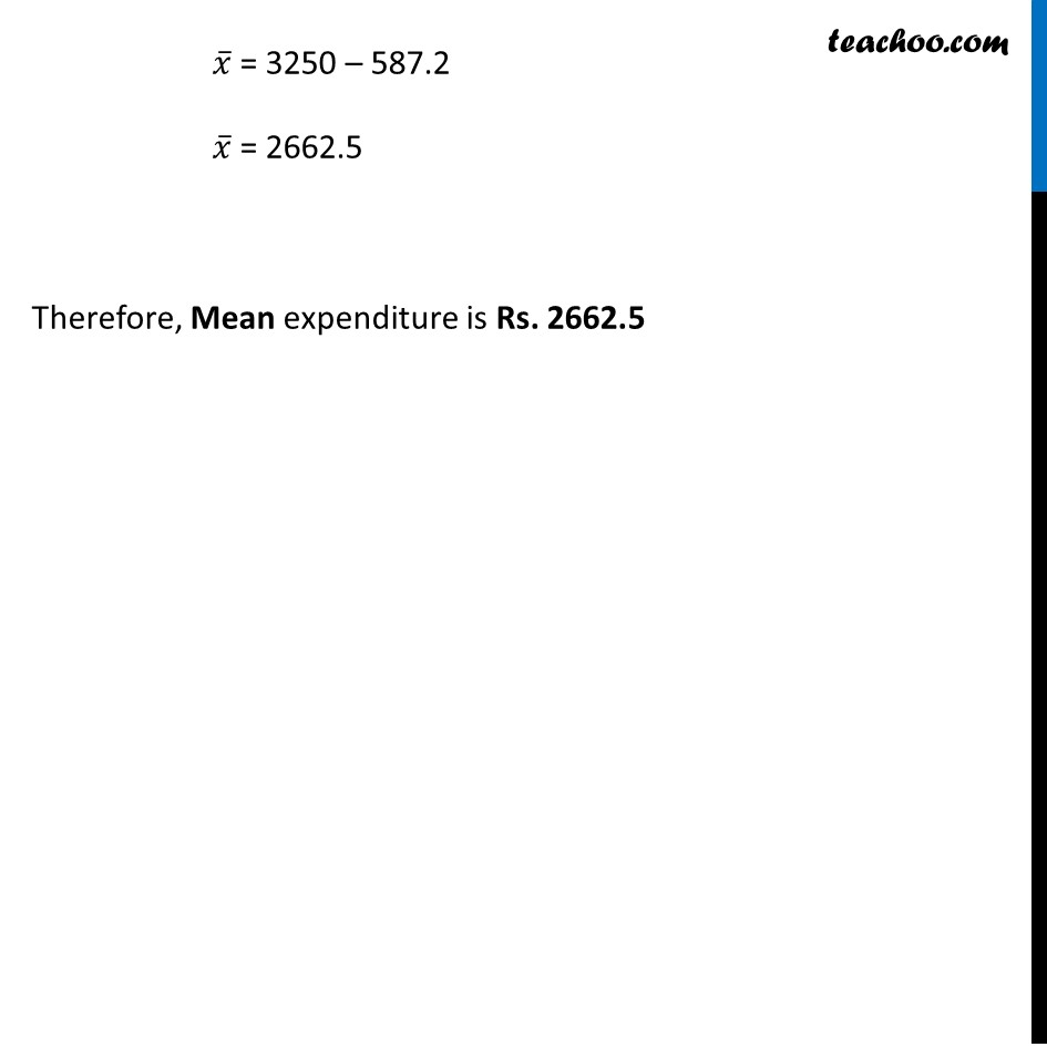 Ex 14.2, 3 - Chapter 14 Class 10 Statistics - Part 6