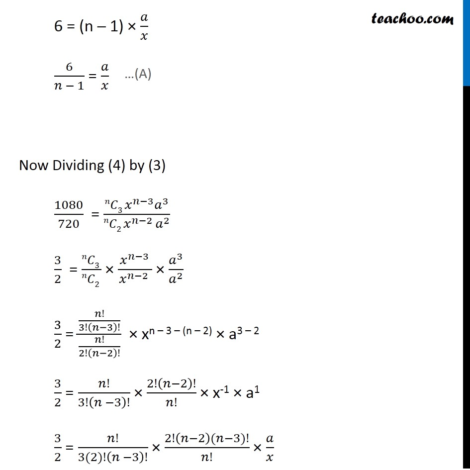 Example  8 - Chapter 8 Class 11 Binomial Theorem - Part 4