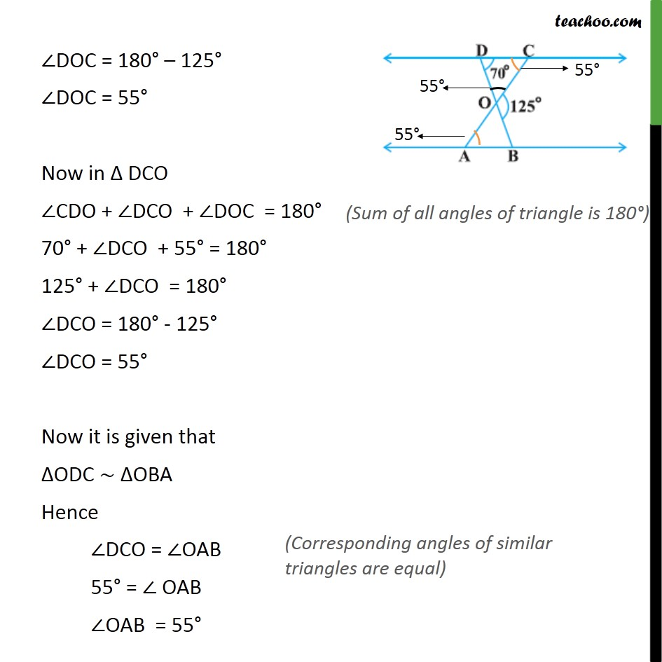 Ex 6.3, 2 - Chapter 6 Class 10 Triangles - Part 2