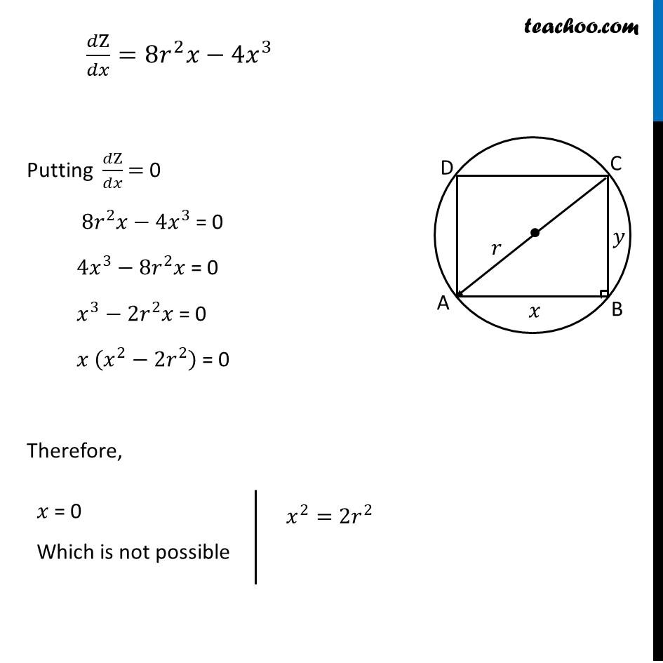 Ex 6.5,19 - Chapter 6 Class 12 Application of Derivatives - Part 4