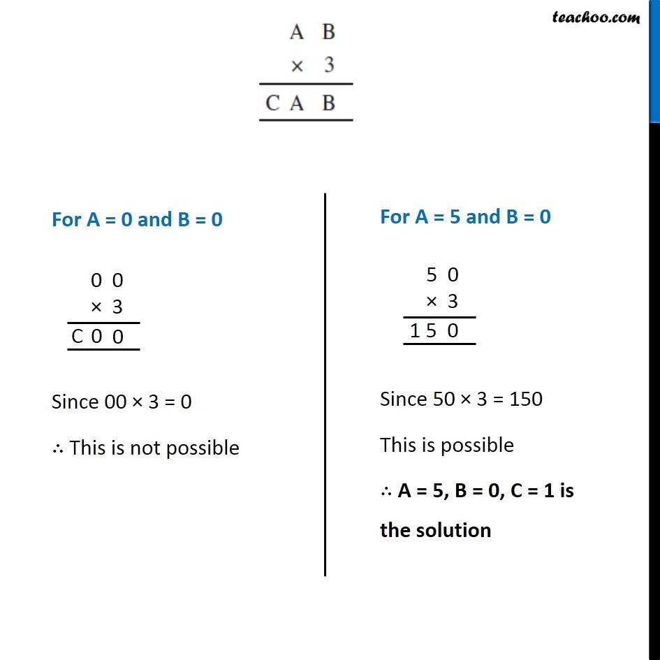Ex 16.1, 5 - Chapter 16 Class 8 Playing with Numbers - Part 3