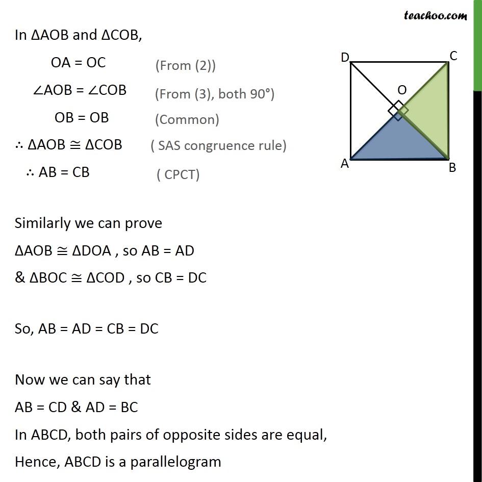 Ex 8.1, 5 - Chapter 8 Class 9 Quadrilaterals - Part 2