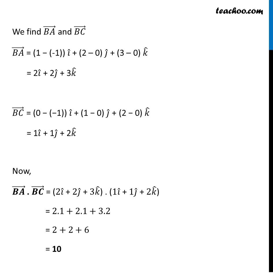 Ex 10.3, 15 - Chapter 10 Class 12 Vector Algebra - Part 3