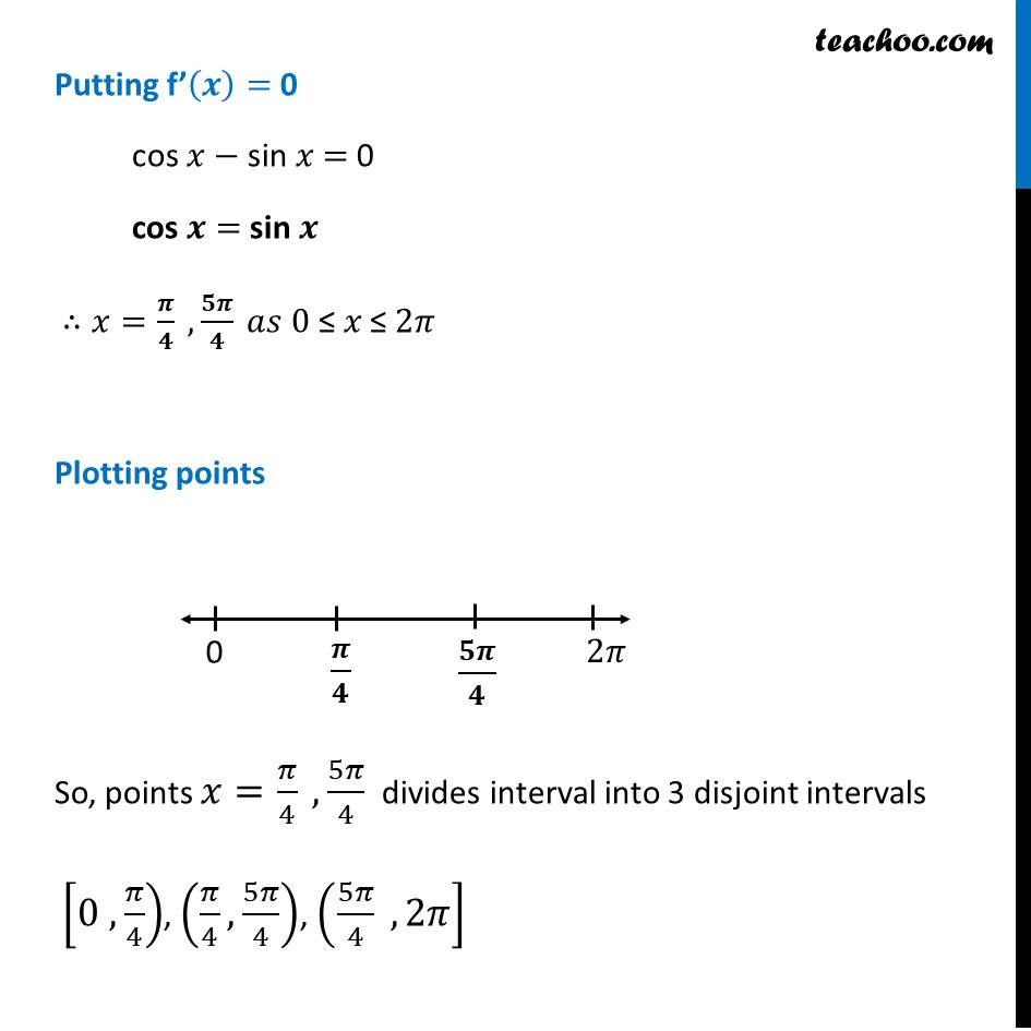 Example 13 - Chapter 6 Class 12 Application of Derivatives - Part 2