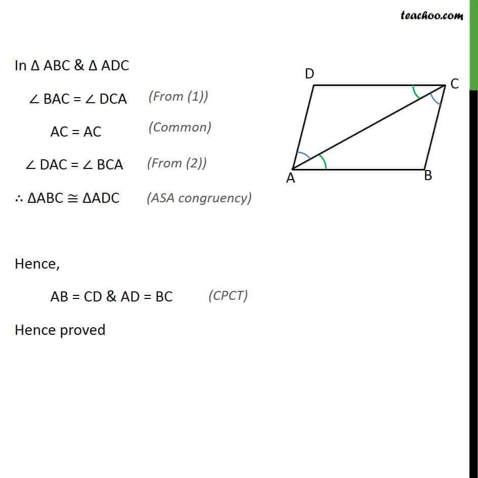 2 Theorem 8.2 - Class 9 - Hence AB = CD & ADD = BC Hence Proved.jpg