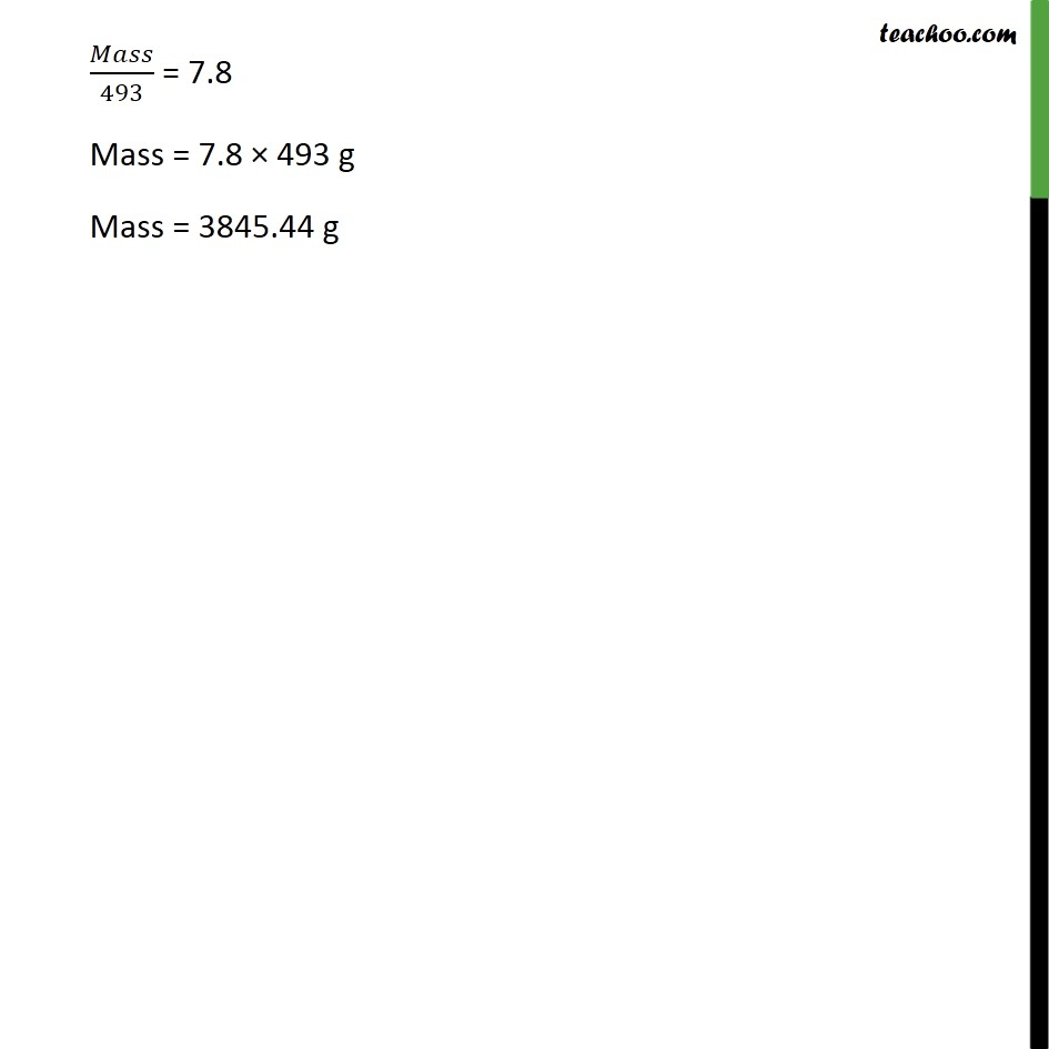 Example 18 A Shot Putt Is A Metallic Sphere Of Radius Examples