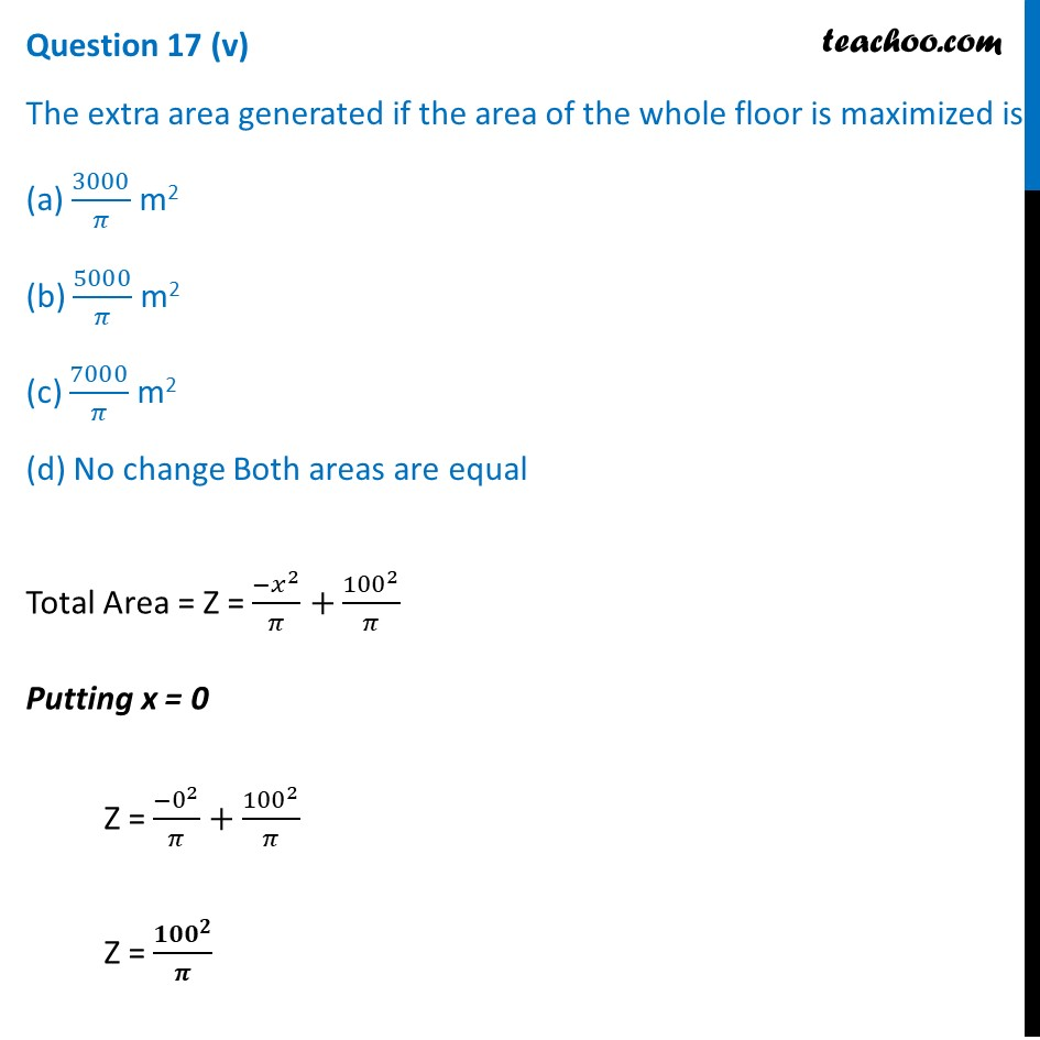 Question 17 - CBSE Class 12 Sample Paper for 2021 Boards - Part 12