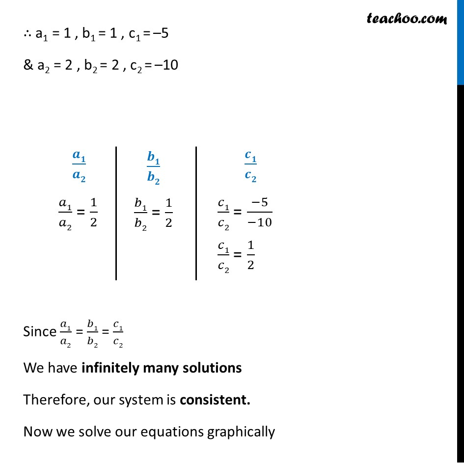 Ex 3.2, 4 - Chapter 3 Class 10 Pair of Linear Equations in Two Variables - Part 2