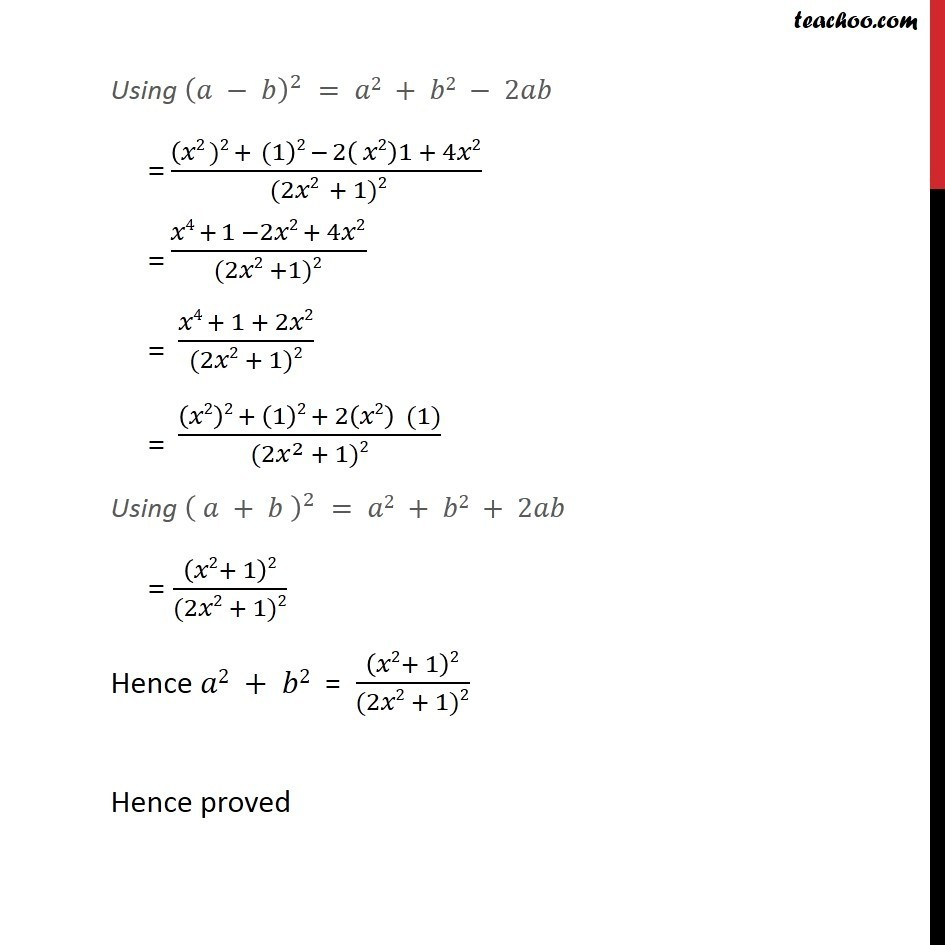 Misc 11  - Chapter 5 Class 11 Complex Numbers - Part 3