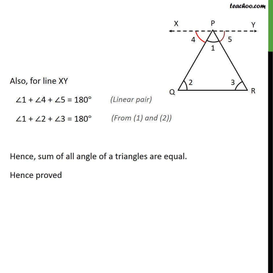 2 Theorem 6.7 - Class 9 - Hence sum of all angle of triangles are equal.jpg