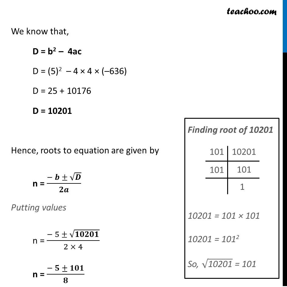 Ex 5.3, 4 - Chapter 5 Class 10 Arithmetic Progressions - Part 3
