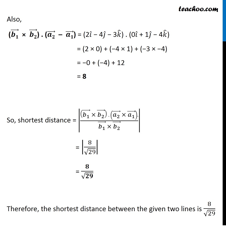 Ex 11.2, 17 - Chapter 11 Class 12 Three Dimensional Geometry - Part 3