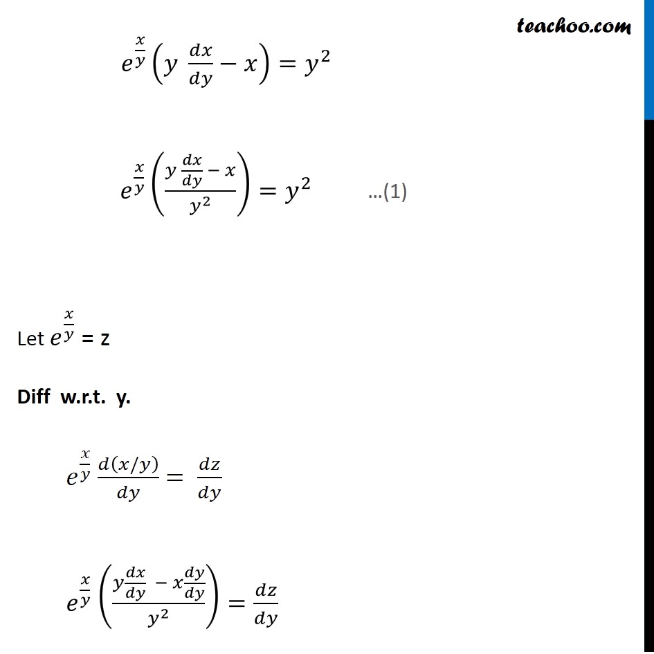 Misc 10 - Chapter 9 Class 12 Differential Equations - Part 2