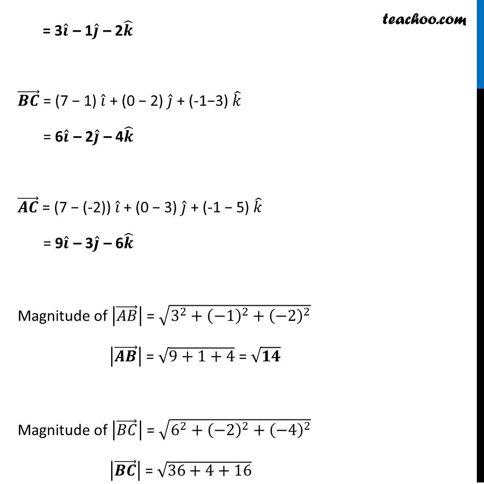 Example 21 - Chapter 10 Class 12 Vector Algebra - Part 3
