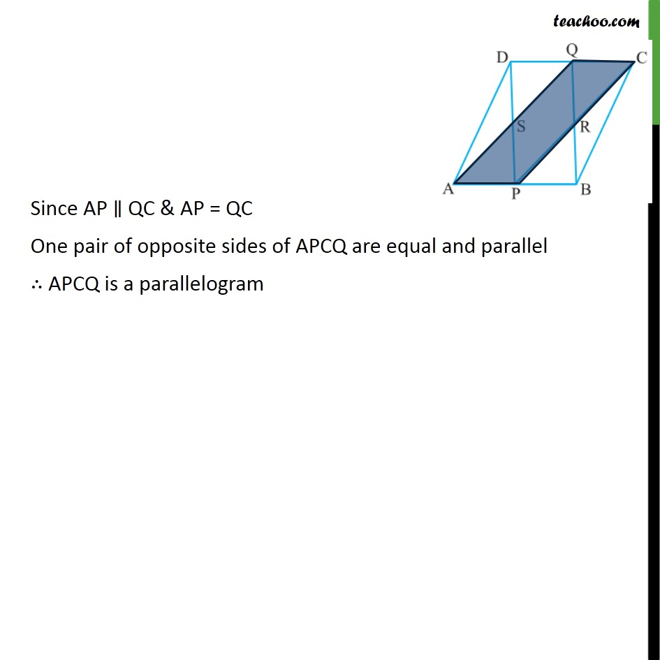 Example 6 - Chapter 8 Class 9 Quadrilaterals - Part 2