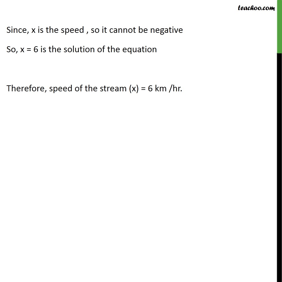 Example 15 - Chapter 4 Class 10 Quadratic Equations - Part 5