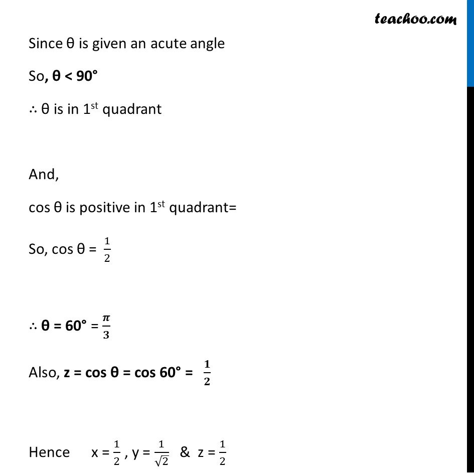 Ex 10.4, 3 - Chapter 10 Class 12 Vector Algebra - Part 4