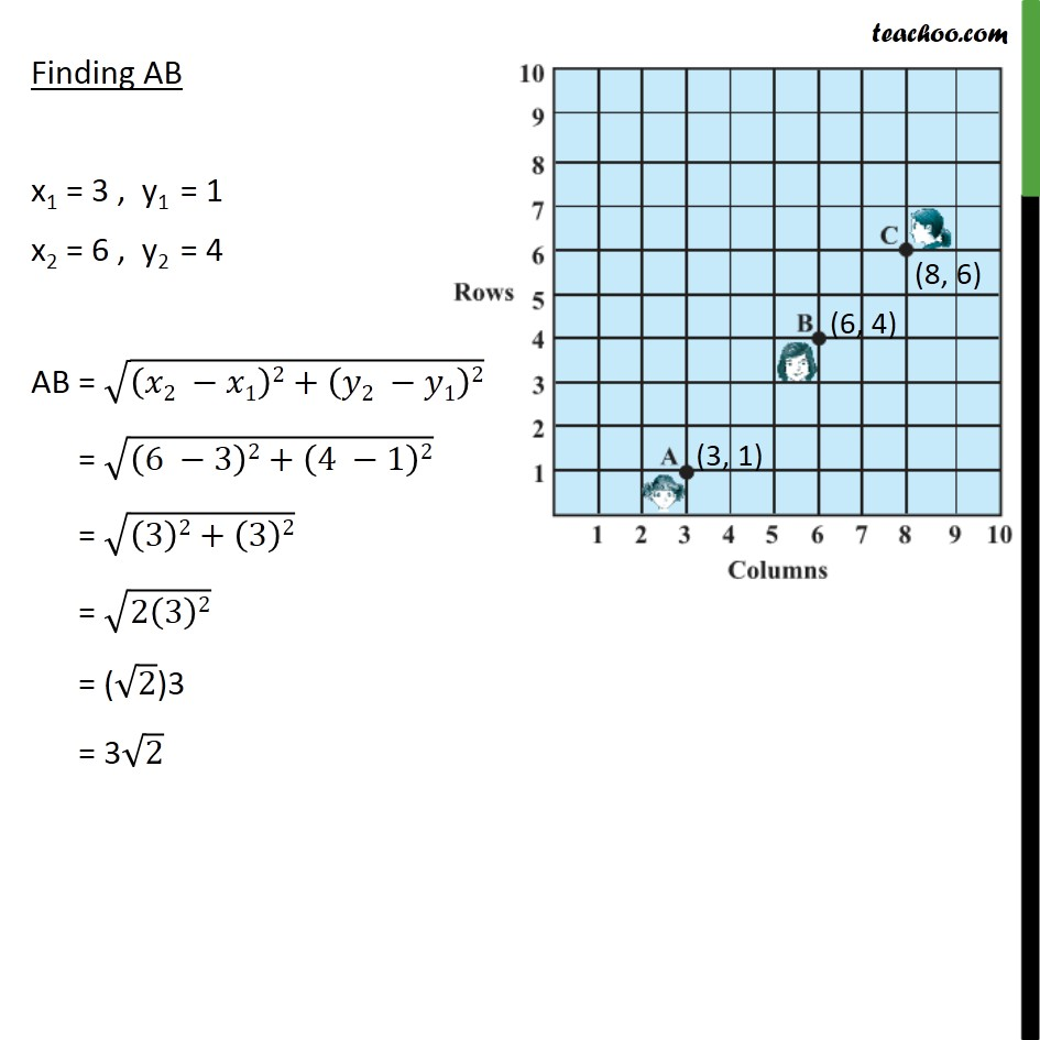 Example 3 - Chapter 7 Class 10 Coordinate Geometry - Part 2