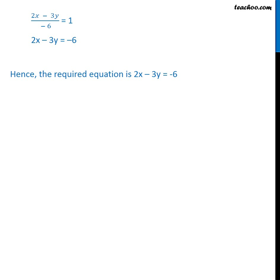 Example 10 - Chapter 10 Class 11 Straight Lines - Part 2