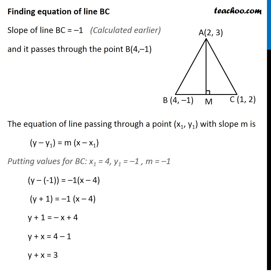 Ex 10.3, 17 - Chapter 10 Class 11 Straight Lines - Part 5
