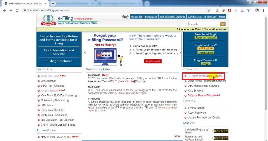 1. Click IT Return preparation software.png