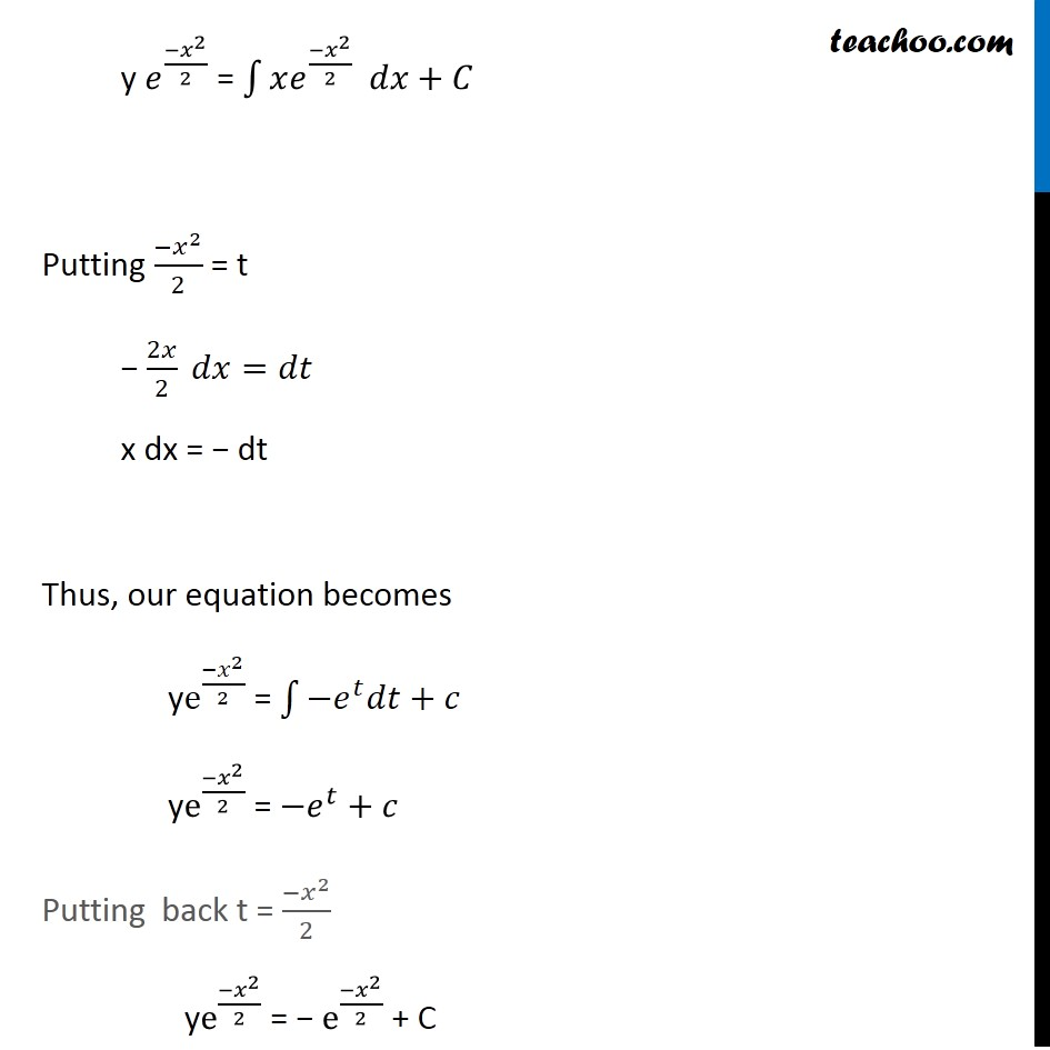 Example 23 - Chapter 9 Class 12 Differential Equations - Part 3