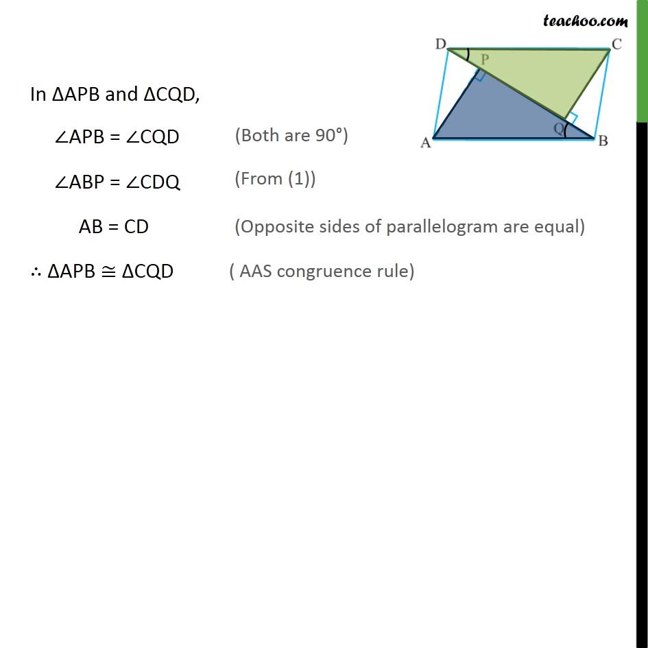 Ex 8.1, 10 - Chapter 8 Class 9 Quadrilaterals - Part 2